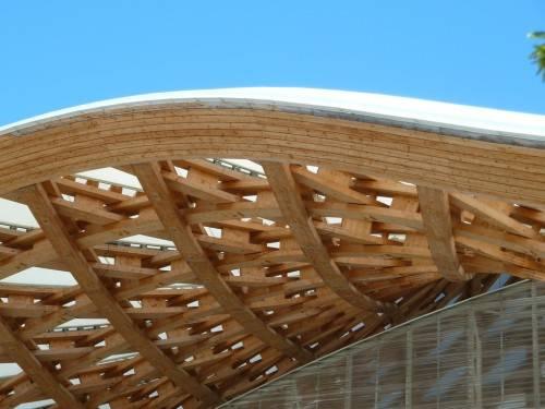 Центр Помпиду — Метц. Фотография Steve Silverman.
