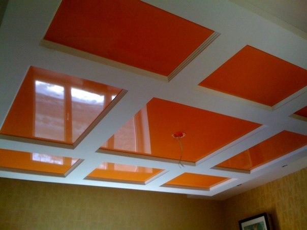 Натяжной потолок от компании «ADELE» — фото 3