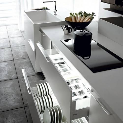 Кухня Kalea от итальянской компании Cesar