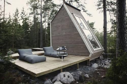 Микро-дом от Robin Falck