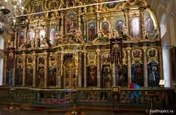 Убранство Сампсониевского собора — фото 1