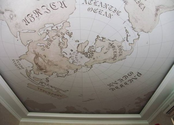 Натяжной потолок от «Зодиак-ЛМ» — фото 3