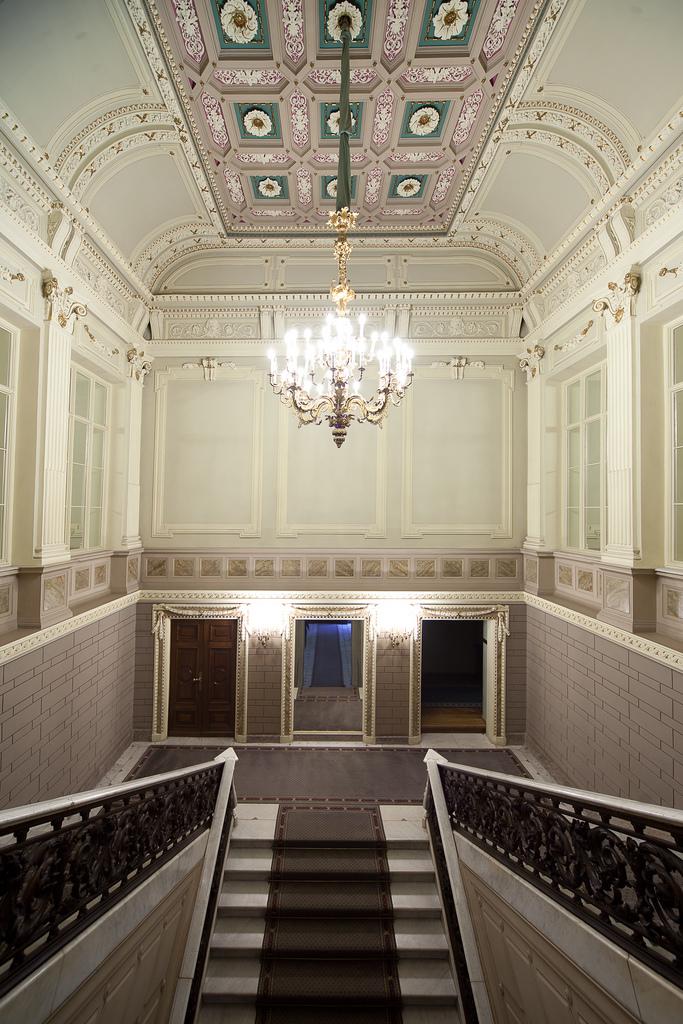 Декор в здании Сейма Литовской Республики — фото 4
