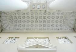 Потолок кафедрального собора Вильнюса