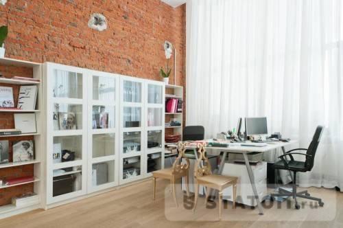 Офис в стиле лофт 3