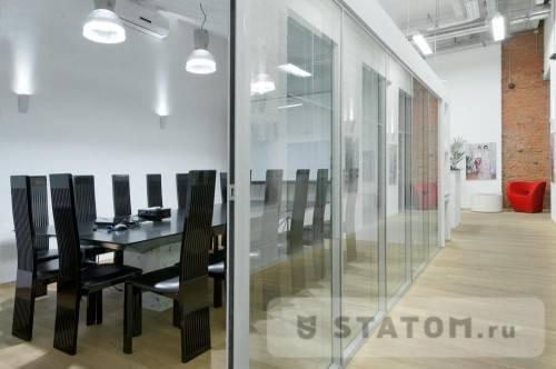 Офис в стиле лофт 4