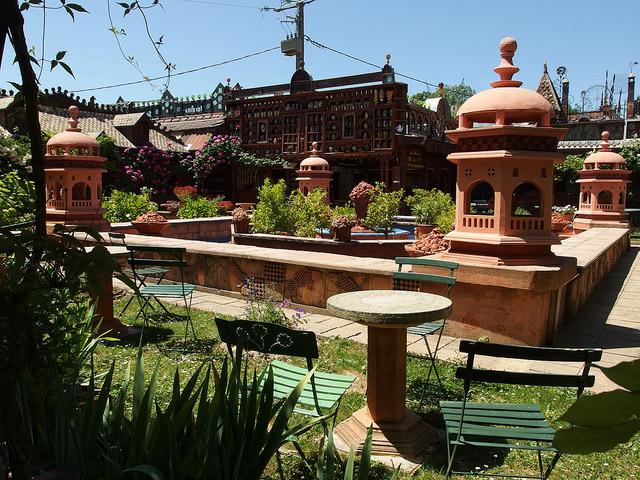 Сад отелья Jardins Secrets — фото 2