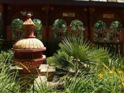 Сад отелья Jardins Secrets — фото 3