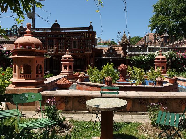 Сад отелья Jardins Secrets — фото 4