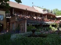 Сад отеля Jardins Secrets — фото 8