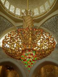 Мечеть шейха Зайда — фото 10