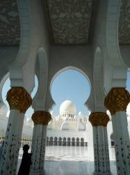 Мечеть шейха Зайда — фото 11