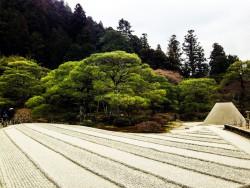 Сад храма Гинкаку-дзи — фото 2