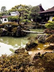 Сад храма Гинкаку-дзи — фото 7
