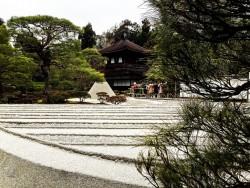 Сад храма Гинкаку-дзи — фото 8