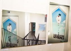 Выставка монументального искусства и ДПИ в СПб СХ — фото 9