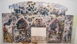 Выставка монументального искусства и ДПИ в СПб СХ — фото 20