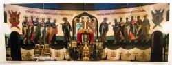 Выставка монументального искусства и ДПИ в СПб СХ — фото 46
