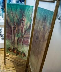 Выставка монументального искусства и ДПИ в СПб СХ — фото 24
