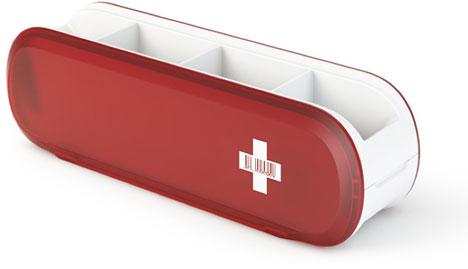 Швейцарская подставка