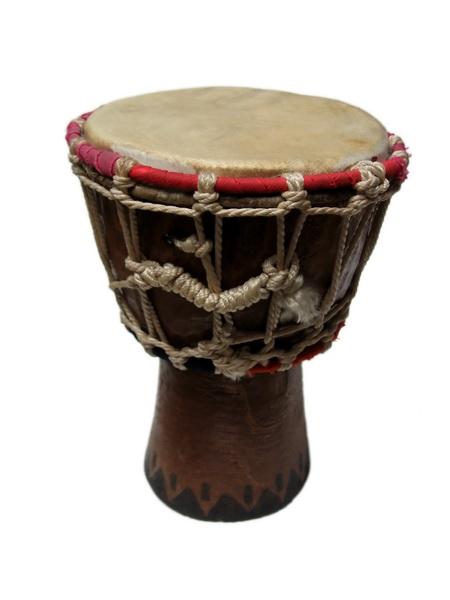 Джембе — африканский барабан