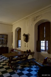 Фото старинного интерьера