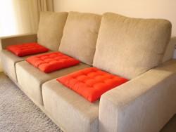 Мягкая мебель. Фото.