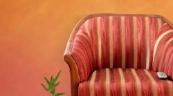 Яркая мебель в дизайне интерьера