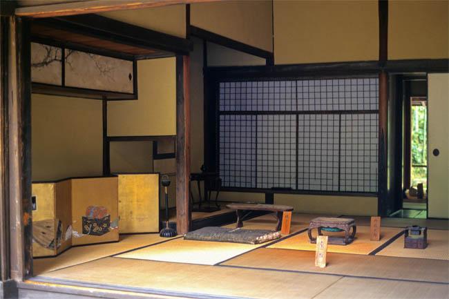 Японский интерьер. Фото