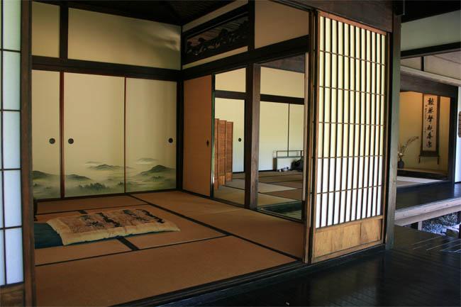 Японский дизайн интерьера. Фото