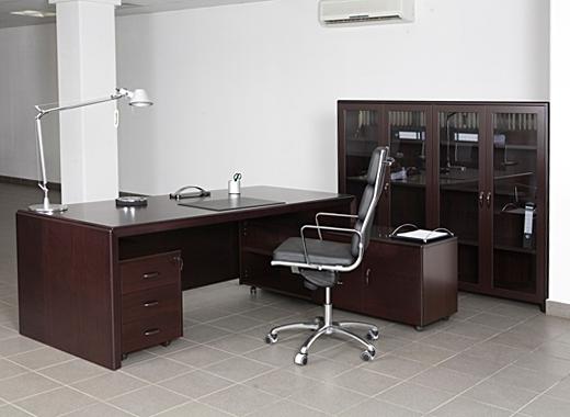 Кабинет руководителя в офисе