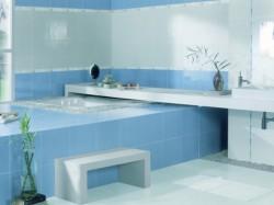Керамическая плитка Cannes в ванной комнате