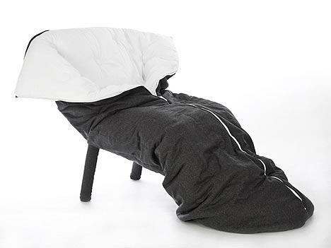 Кресло-спальный мешок