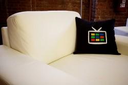 Мягкое кресло в стиле loft