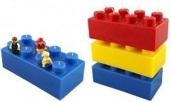 Свечи Lego