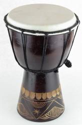 Африканский племенной барабан