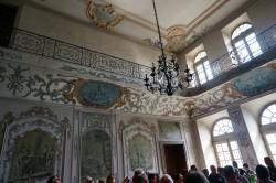 Роспись бывшего Епископского дворца в Вивье — фото 10