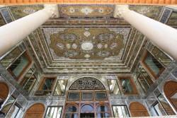 Интерьеры дома Наранджестан Кавам в Ширазе — фото 11