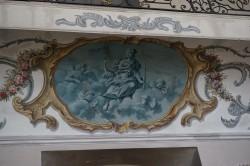 Роспись бывшего Епископского дворца в Вивье — фото 3