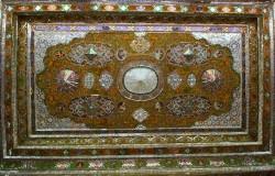 Интерьеры дома Наранджестан Кавам в Ширазе — фото 8