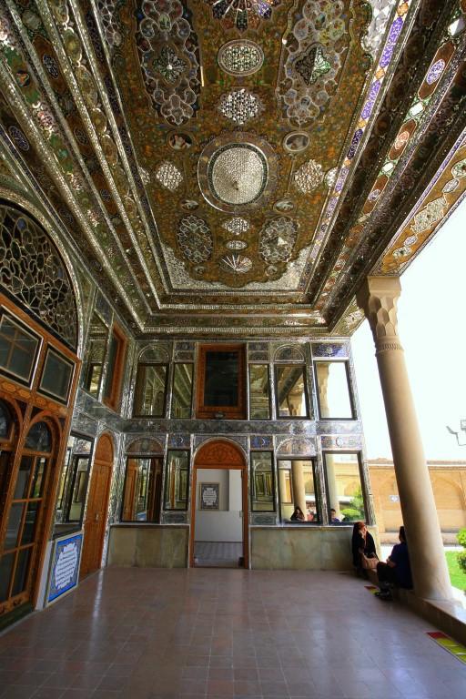 Интерьеры дома Наранджестан Кавам в Ширазе — фото 4