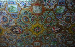 Интерьеры дома Наранджестан Кавам в Ширазе — фото 6