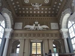 Потолок глориетты в парке Шёнбруннского дворца