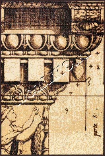 Мозаичное панно Bisazza Composito