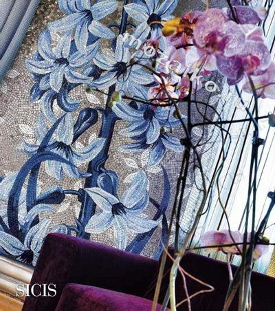 Мозаичное панно Sicis