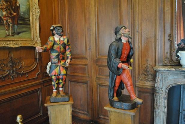 Убранство музея Карнавале — фото 32