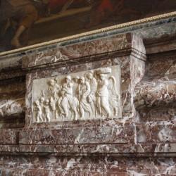 Потолки и декор Версальского дворца — фото 39