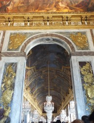 Потолки и декор Версальского дворца — фото 29