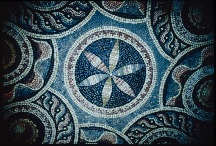Зевгма - мозаика
