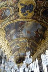 Потолки и декор Версальского дворца — фото 4